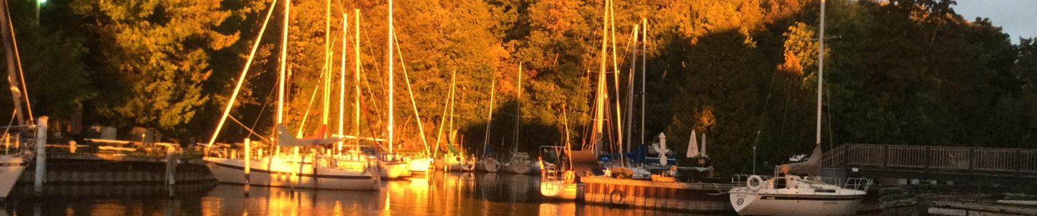 Hawkestone Yacht Club - The Prettiest Little Club On Lake Simcoe